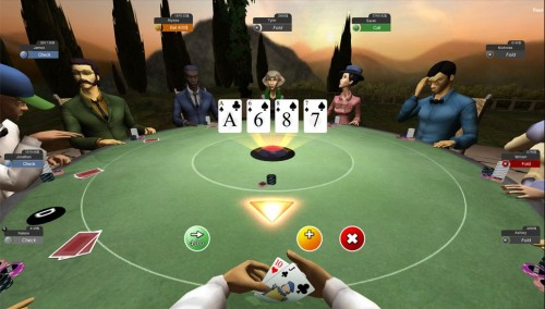 Poker en ligne entre amis