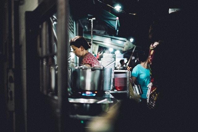 Femme cherche travail de nuit