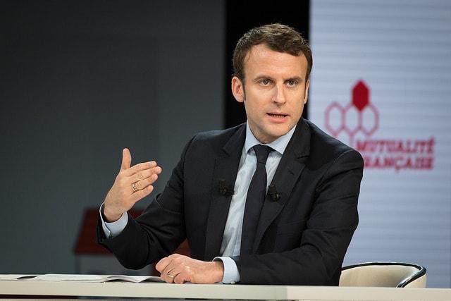 Macron_Mutualité française