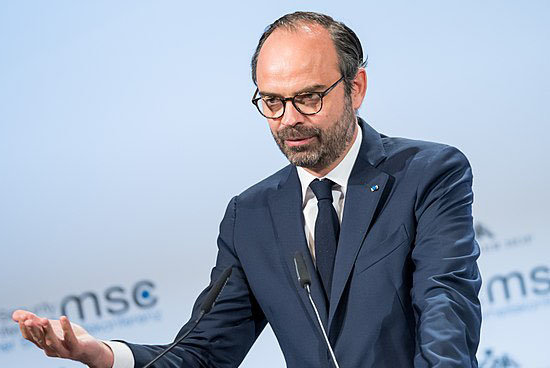 Édouard Philippe _Premier ministre