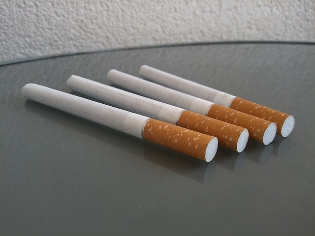 Hausse prix tabac