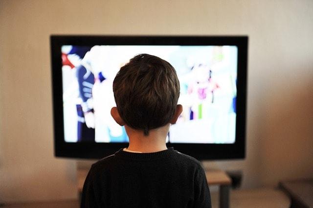 Enfant écrans