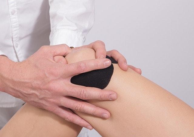 Lésions articulations