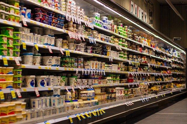 Aliments industriels-Nutri-score